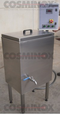 Preparatore acqua calda elettrico