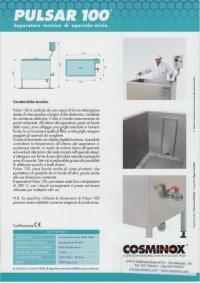 Separatore termico caratteristiche tecniche