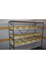 scaffalatura per stagionatura formaggi